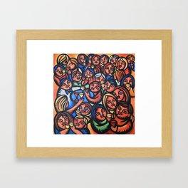 vernissage Framed Art Print