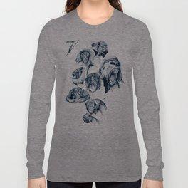 Seven Monkeys Long Sleeve T-shirt