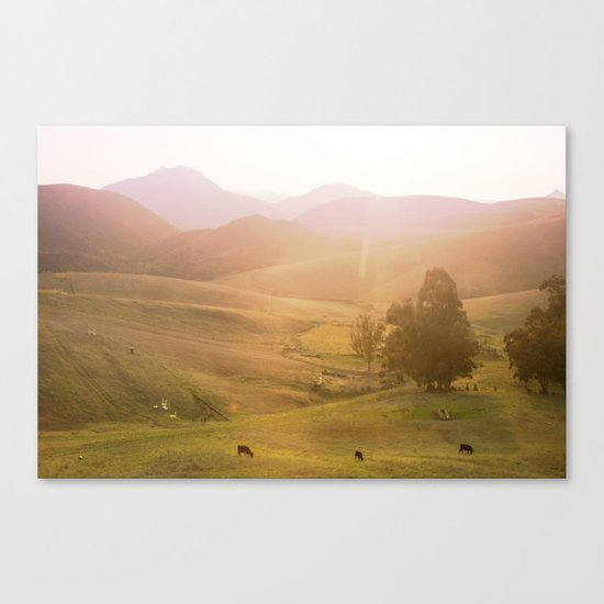Coast 2 Canvas Print