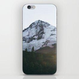 Mount Hood XVII iPhone Skin