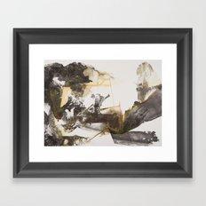Funeral Chant (Shovel) Framed Art Print