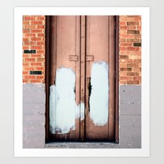 Locked In Art Print