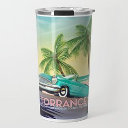 Torrance, California Travel Mug