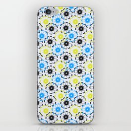little wildflowers iPhone Skin