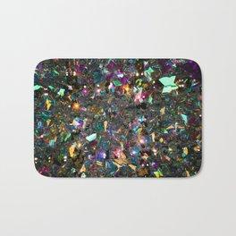 Rainbow Crystals Bath Mat
