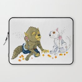 Scratch Laptop Sleeve