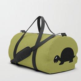 Angry Animals: Tortoise Duffle Bag