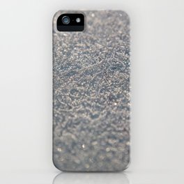 Jack Frost 1 iPhone Case