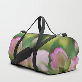Lotus flowers Duffle Bag