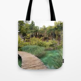 guided relaxation Tote Bag