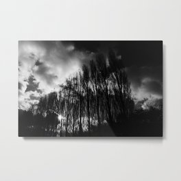 Cambridge IV Metal Print