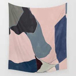 Start Over BA10 Abstract Art Wall Tapestry