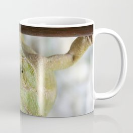 Chameleon: Fifty Shades of Green Coffee Mug