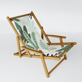 Into the jungle II Sling Chair