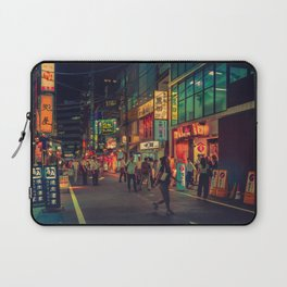 Colors of the Night III/ Anthony Presley Photo Print Laptop Sleeve