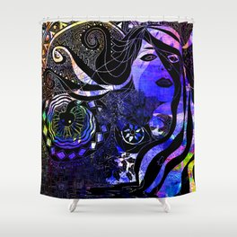 AAG [ALL AMERICAN GIRL] Shower Curtain
