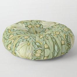 """William Morris """"Pimpernel"""" 1. Floor Pillow"""