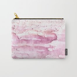 Misty rose cloud Carry-All Pouch