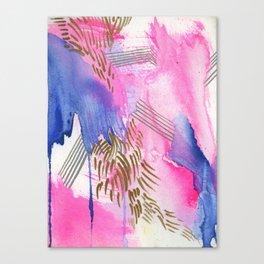sum shit Canvas Print