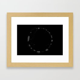 R+S_Ring_1.1 Framed Art Print