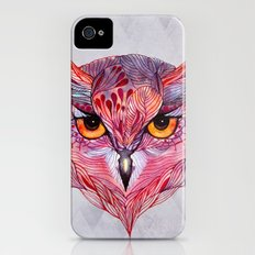 Owla owl iPhone (4, 4s) Slim Case