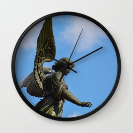 Bethesda Fountain Wall Clock