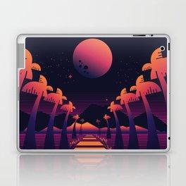 Road Summer Laptop & iPad Skin