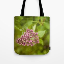 Boutons de lilas (Lilac Bud) by Althéa Photo Tote Bag