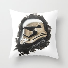 First Order Throw Pillow