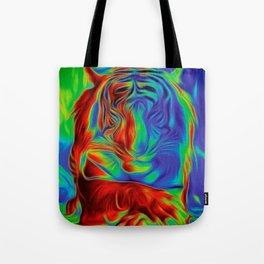 Termocamera Tiger Tote Bag