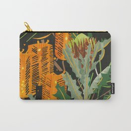 Hairpin Banksia Carry-All Pouch