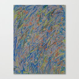 Marble Print #35 Canvas Print