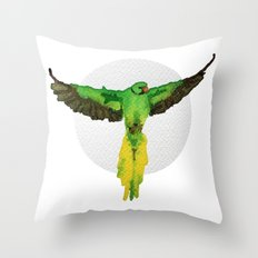 Messenger 008 Throw Pillow