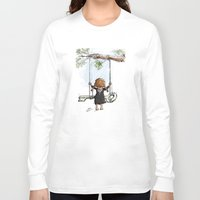 palestine Long Sleeve T-shirts featuring Palestine by Eyad Shtaiwe