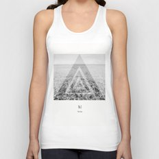 The Cure  Unisex Tank Top