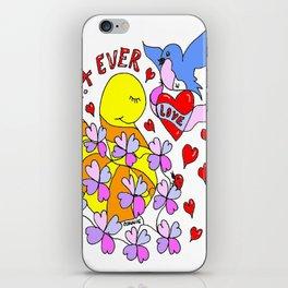 """2-14 4 Ever"" iPhone Skin"
