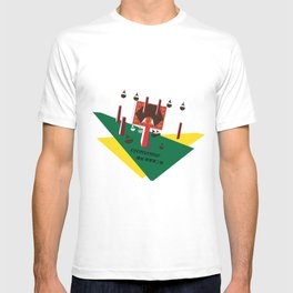 Machinery, No. 0002 T-shirt