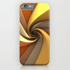 Tri-Gold Spiral iPhone 6 Slim Case