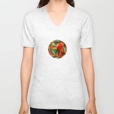 SPHERICOLOUR Unisex V-Neck