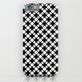 Wrought Steel Joints iPhone Case