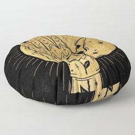 GOLDEN KNIGHT Floor Pillow
