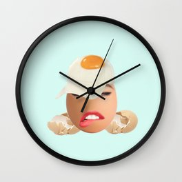 Two destinies Wall Clock
