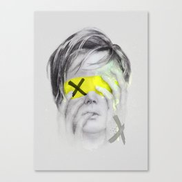 Blindness XX Canvas Print