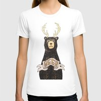 beer T-shirts featuring Beer by Cale LeRoy
