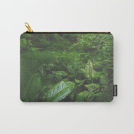 Old Growth Ferns Carry-All Pouch