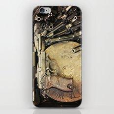 An art of Peacemaking iPhone & iPod Skin
