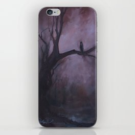 Free and Alone iPhone Skin