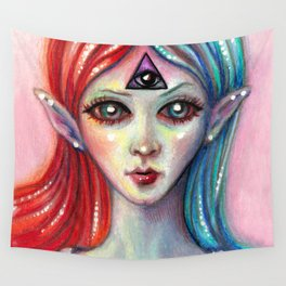 Third Eye Wall Tapestry