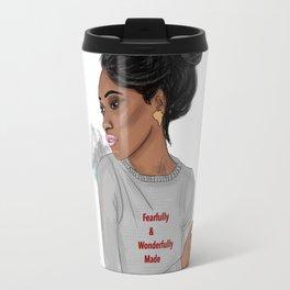 Fearfully made Travel Mug