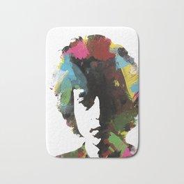 Bob Dylan - That Wild Mercury #12 Bath Mat